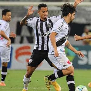 Vasco x Atlético-MG: prováveis times, desfalques, onde ...
