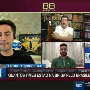Ambiente 'suspeito'! Jornalistas brincam com Felippe ...