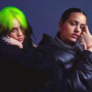 Billie Eilish e Rosalía lançam clipe da parceria na ...