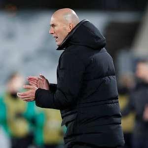 Zidane testa positivo para covid-19 e desfalca Real ...