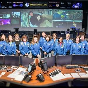 Como Jenny May Howard salvou um ônibus espacial