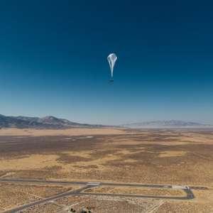 Dona do Google encerra projeto Loon de balões de internet