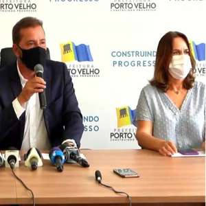 'Sistema de saúde de Porto Velho está em colapso', diz ...