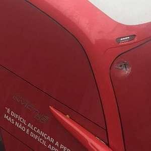 Presidente do São Paulo condena ataque a ônibus do ...