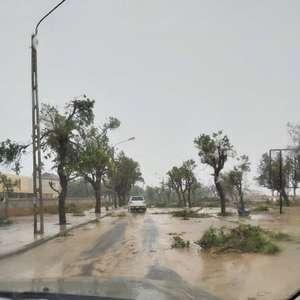 Ciclone atinge cidade portuária de Moçambique e provoca ...