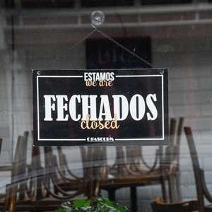 Donos de bares e restaurantes estimam a demissão de 20 mil