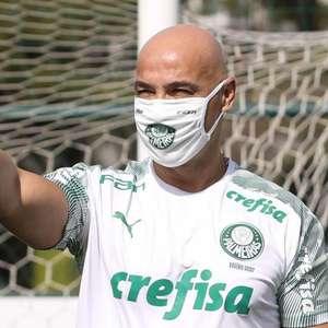 Preparador de goleiros do Palmeiras aprova 'novidade' do ...