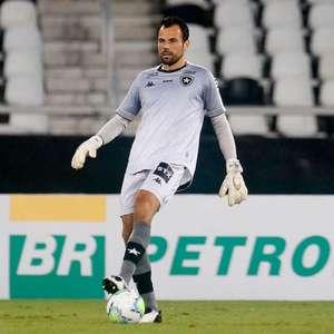 Cavalieri está liberado para voltar ao Botafogo contra o ...
