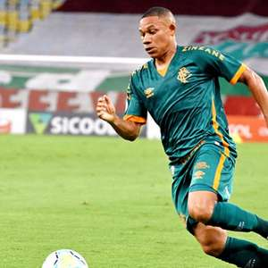 Wellington Silva, do Fluminense, está na mira de clube japonês