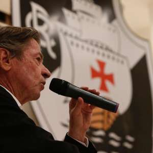 Jorge Salgado toma posse como novo presidente do Vasco; ...