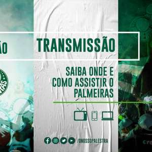 Ceará x Palmeiras: saiba onde assistir