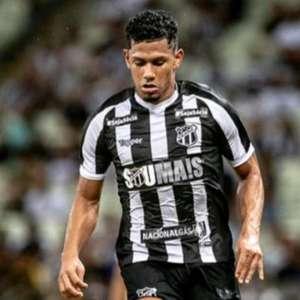 No Ceará, Fernando Sobral quer equipe atenta diante do Palmeiras