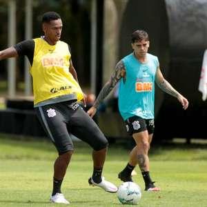 Corinthians segue preparação para enfrentar o Red Bull ...