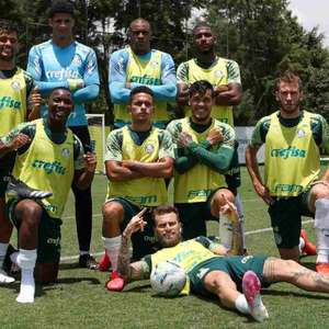 Escalação do Palmeiras: Na 'gestão de energia', Verdão ...