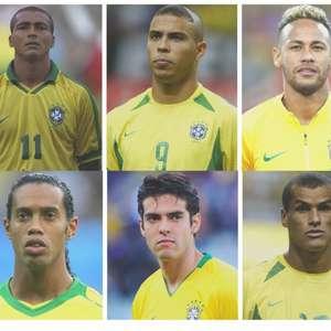 'Romário, Kaká, Ronaldo'... Jornalista elege os melhores ...