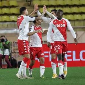 Francês: Monaco vira sobre o Olympique, vence e segue no G4