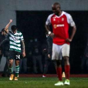 Sporting vence o Braga, e é campeão da Taça da Liga de ...