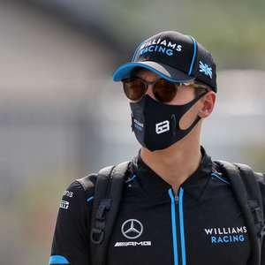 "Russell brinca com retorno de Button à Williams: ""Me ..."