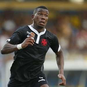 Após gols e críticas, Ribamar avalia período no Vasco: 'Acredito que a passagem pela Colina foi positiva'