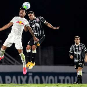Corinthians x Red Bull Bragantino; prováveis times, ...