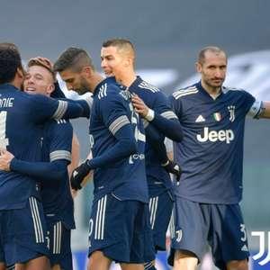 Arthur desencanta, Juventus vence Bologna e sobe para 4º