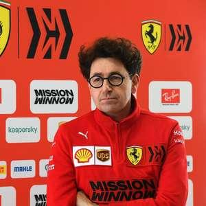 """Chefe garante respaldo da Ferrari, mas admite: """"Meu ..."""