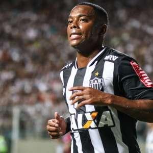 Galo e Robinho se acertam na Justiça e o clube pagará R$ 4,3 milhões ao jogador em 35 parcelas