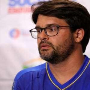 Presidente do Bahia fala sobre 'apatia' e 'vergonha' após derrota