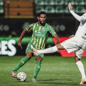 Titular do Tondela, Bebeto destaca grande ano no clube ...