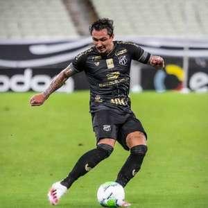 Vina iguala recorde de Thiago Galhardo no Ceará