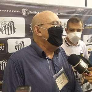 Santos fecha patrocínio milionário na final da Libertadores