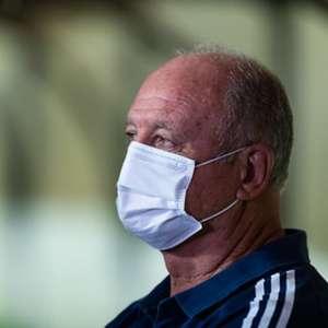 Luiz Felipe Scolari e Cruzeiro entram e acordo e o treinador não comanda mais o time mineiro