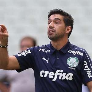 Abel Ferreira destaca a força do elenco do Palmeiras ...