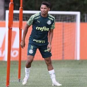 Com volta de Rony e outros titulares, Palmeiras se ...