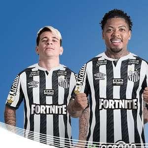 Santos fecha patrocinador máster para final da Libertadores
