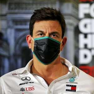 Chefe da Mercedes revela que testou positivo para ...