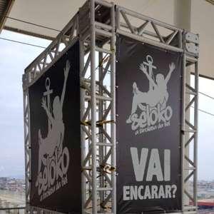 Corinthians inaugura tirolesa e segundo andar do Fiel ...