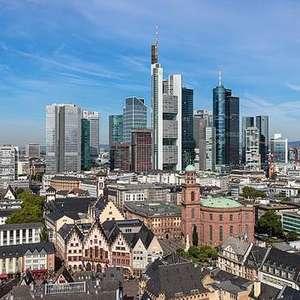 Homem esfaqueia diversas pessoas em Frankfurt, na Alemanha