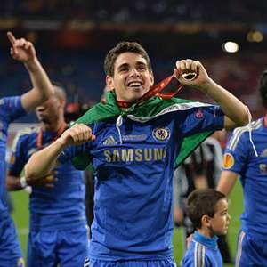 Oscar revela desejo de encerrar a carreira no Chelsea: ...