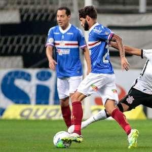 Diante do Corinthians, Bahia tenta melhorar desempenho contra os grandes de São Paulo
