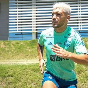 Renovação automática de Arrascaeta, do Flamengo, sai no BID