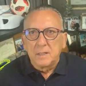 Galvão critica ideia de Renato Gaúcho de usar só reservas