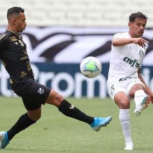 Ceará vai em busca da trinca diante do Athletico