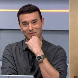 André Rizek recebe carta de torcedor 'furioso' que reclama de 'medíocres e medonhos analistas do SporTV'