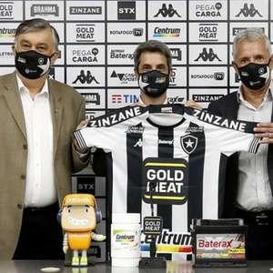 Eduardo Freeland, novo diretor de futebol do Botafogo, ...