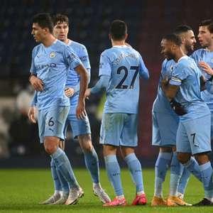Manchester City atropela o West Brom e 'dorme' na liderança