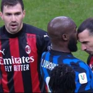 Ibrahimovic discute com Lukaku em clássico italiano: 'Vá ...