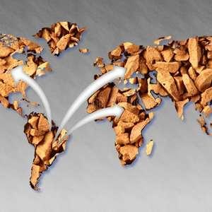 Exportação de café solúvel do Brasil bate recorde em 2020