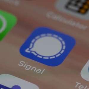 Signal não tem políticas contra uso indevido, alertam ...