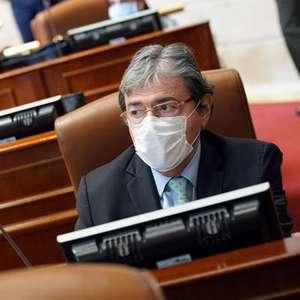 Ministro da Defesa da Colômbia morre por complicações da ...